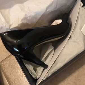 Cole Haan Julianne patent leather pump